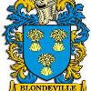 A BlondeVille Coat of Arms